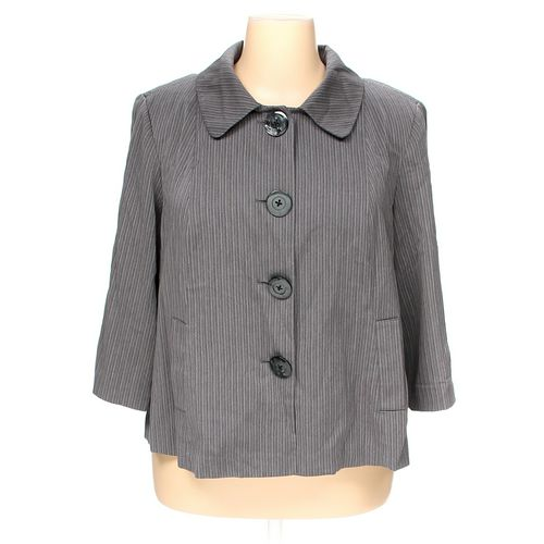 Lane Bryant Blazer in size 22 at up to 95% Off - Swap.com