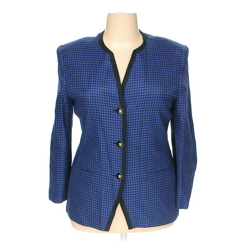 Le Suit Blazer in size 16 at up to 95% Off - Swap.com
