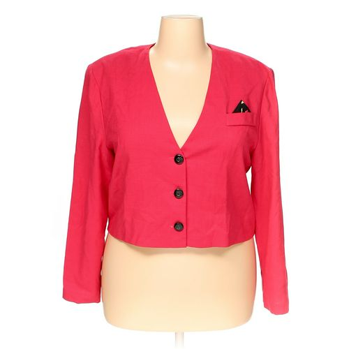 Leslie Fay Blazer in size 18 at up to 95% Off - Swap.com