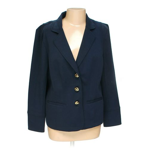 Linea by Louis Dell'Olio Blazer in size L at up to 95% Off - Swap.com