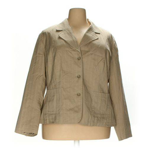 Merona Blazer in size 24 at up to 95% Off - Swap.com