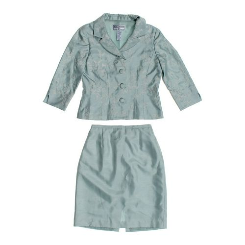 Jessica Howard Blazer & Skirt Set in size 6 at up to 95% Off - Swap.com