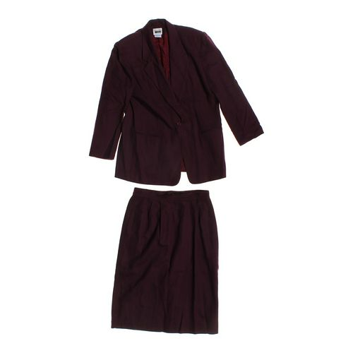 Leslie Fay Blazer & Skirt Set in size 14 at up to 95% Off - Swap.com