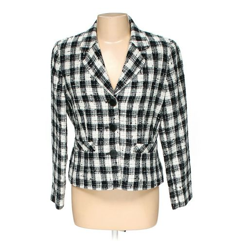Style & Co Blazer in size 10 at up to 95% Off - Swap.com