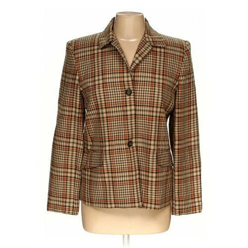 Villager By Liz Claiborne Blazer in size 6 at up to 95% Off - Swap.com