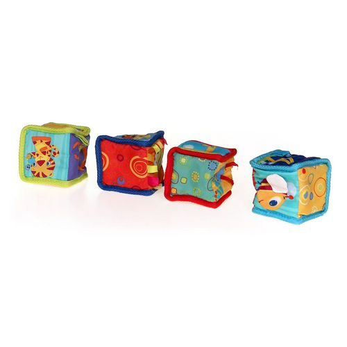 Bright Starts Block Rattles at up to 95% Off - Swap.com