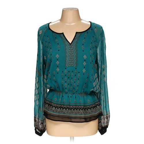 ADRIANNA PAPELL Blouse in size M at up to 95% Off - Swap.com