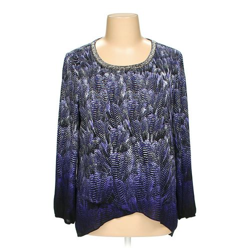 Alfani Blouse in size 14 at up to 95% Off - Swap.com