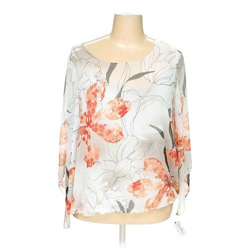 Alfani Blouse in size 2X at up to 95% Off - Swap.com