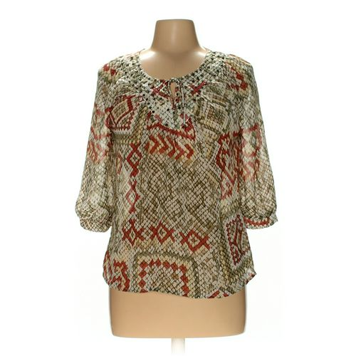 Alfred Dunner Blouse in size 6 at up to 95% Off - Swap.com