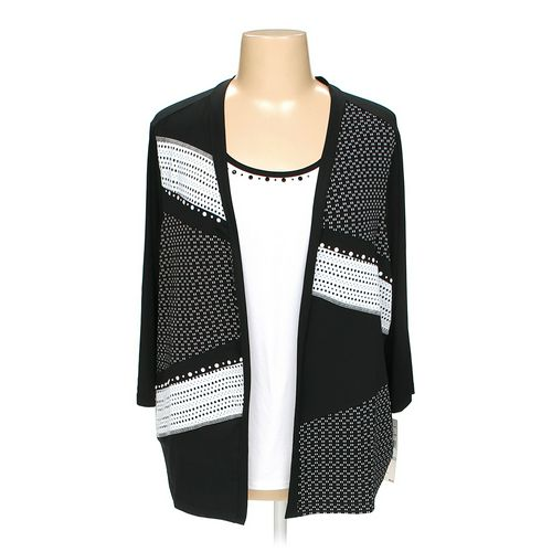 Alfred Dunner Blouse in size 1X at up to 95% Off - Swap.com