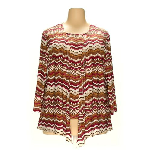 Alfred Dunner Blouse in size 2X at up to 95% Off - Swap.com