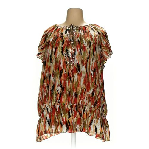 Allison Taylor Blouse in size 2X at up to 95% Off - Swap.com