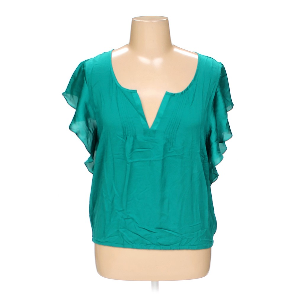 c7be5d49fe7c8b American Eagle Outfitters Blouse in size XL at up to 95% Off - Swap.