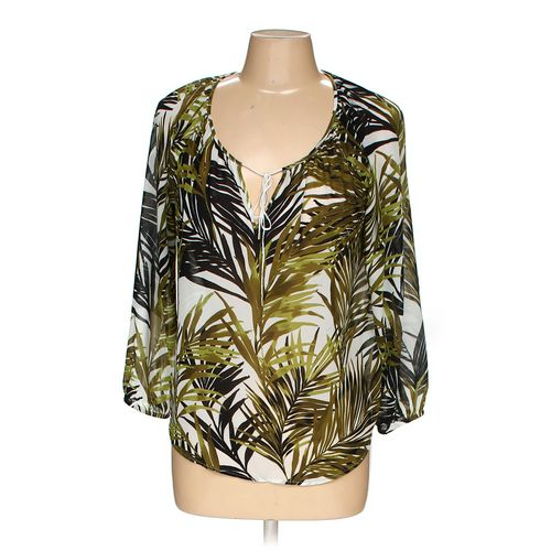 Ann Taylor Blouse in size M at up to 95% Off - Swap.com