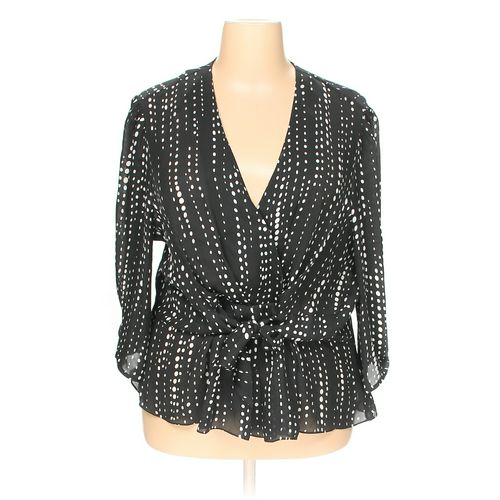 Anne Klein Blouse in size 22 at up to 95% Off - Swap.com
