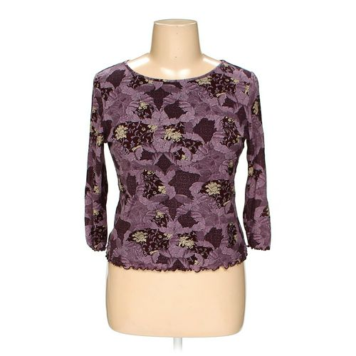 Apostrophe Blouse in size XL at up to 95% Off - Swap.com