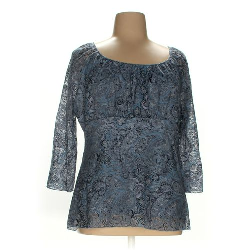Avenue Blouse in size 18 at up to 95% Off - Swap.com