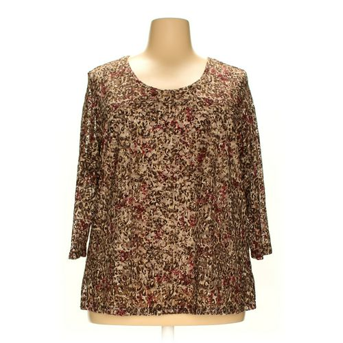 Avenue Blouse in size 26 at up to 95% Off - Swap.com