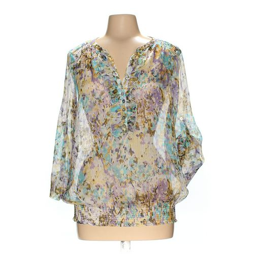 Black Rainn Blouse in size L at up to 95% Off - Swap.com