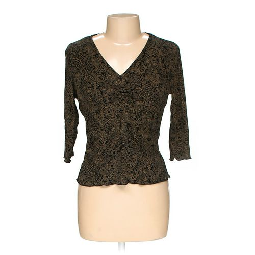 Briggs New York Blouse in size L at up to 95% Off - Swap.com