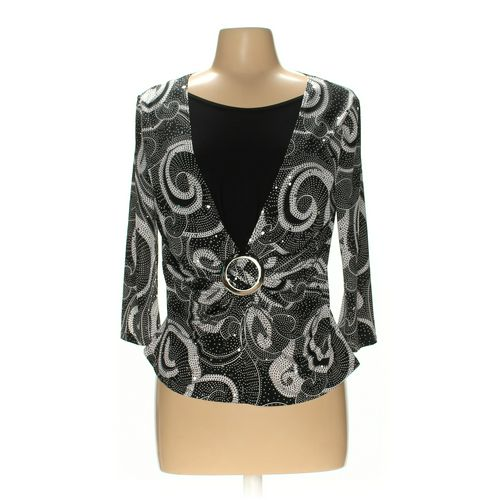 Brittany Black Blouse in size S at up to 95% Off - Swap.com