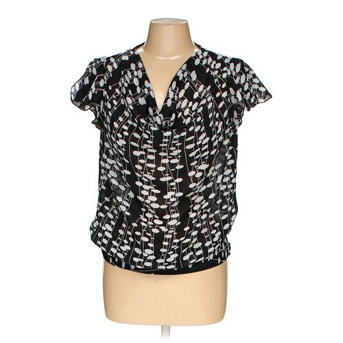 Brittany Black Blouse in size M at up to 95% Off - Swap.com