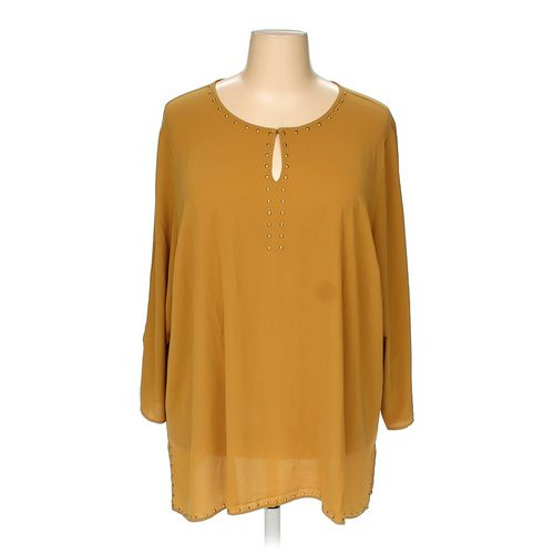 Catherines Blouse in size 3X at up to 95% Off - Swap.com
