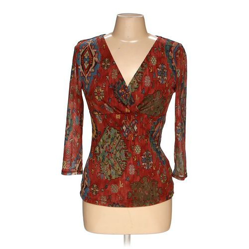 Chaps Blouse in size M at up to 95% Off - Swap.com