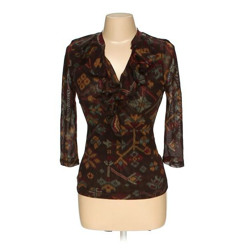 Chaps Blouse in size S at up to 95% Off - Swap.com