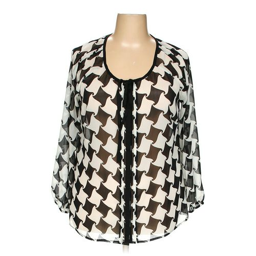Charter Club Woman Blouse in size 1X at up to 95% Off - Swap.com