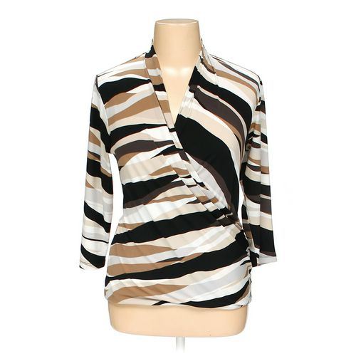 CHAUS Blouse in size XL at up to 95% Off - Swap.com