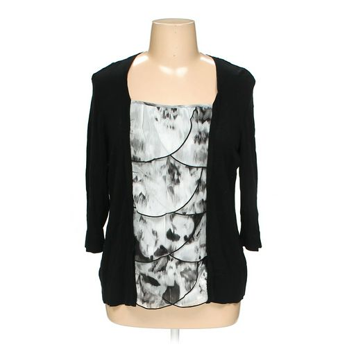 CJ Banks Blouse in size 1X at up to 95% Off - Swap.com