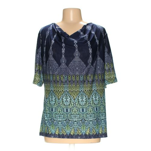 CJ Banks Blouse in size XL at up to 95% Off - Swap.com
