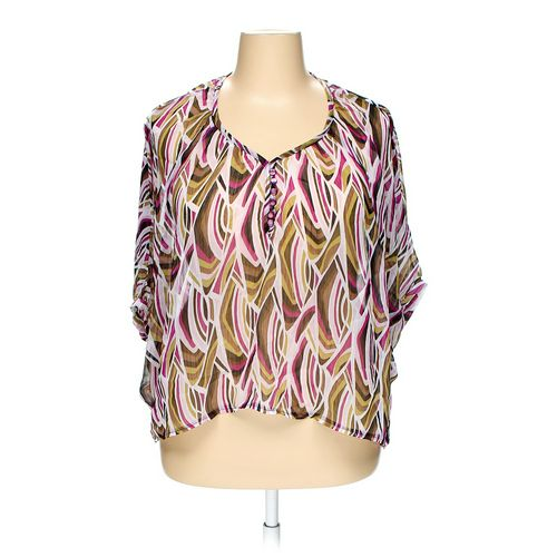 C.O.C. Clothing Blouse in size 3X at up to 95% Off - Swap.com