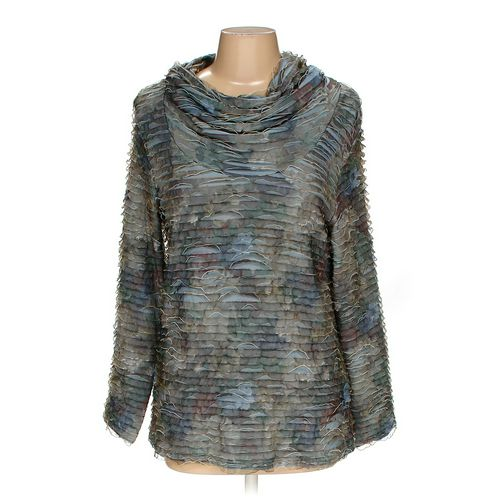 Coldwater Creek Blouse in size M at up to 95% Off - Swap.com