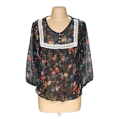 Color of Love Blouse in size M at up to 95% Off - Swap.com