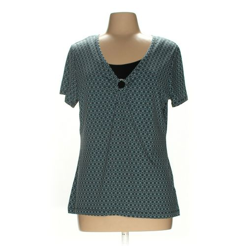 Croft & Barrow Blouse in size M at up to 95% Off - Swap.com