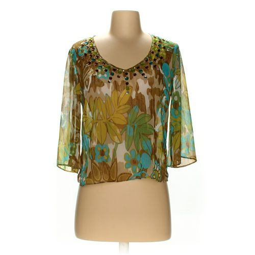 Daisy Fuentes Blouse in size S at up to 95% Off - Swap.com