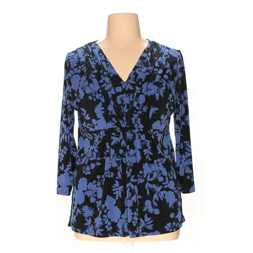 Daisy Fuentes Blouse in size XL at up to 95% Off - Swap.com
