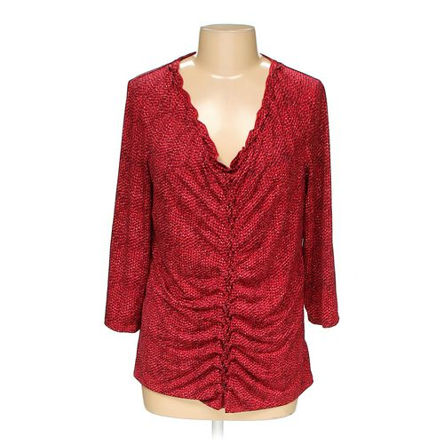 Dana Buchman Blouse in size L at up to 95% Off - Swap.com