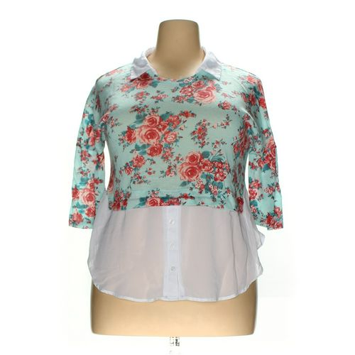 Deb Blouse in size 2X at up to 95% Off - Swap.com
