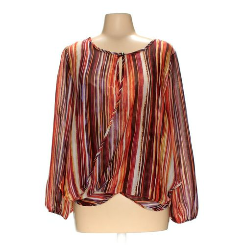 Double Click Blouse in size M at up to 95% Off - Swap.com