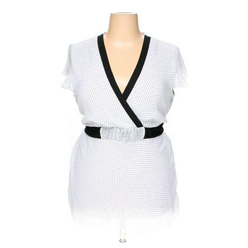 dressbarn Blouse in size 2X at up to 95% Off - Swap.com