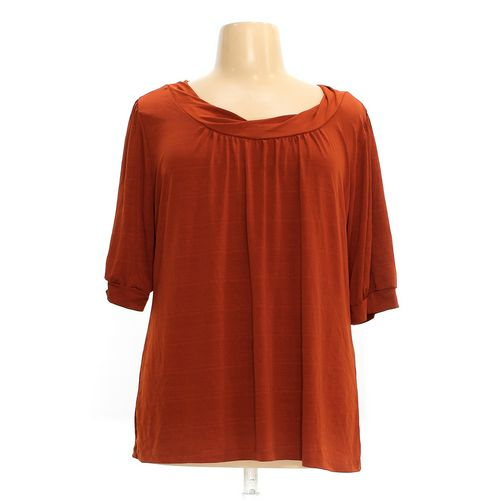 dressbarn Blouse in size XL at up to 95% Off - Swap.com