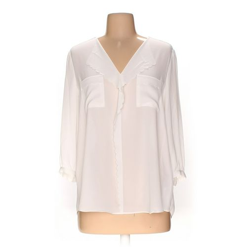 ELLE Blouse in size M at up to 95% Off - Swap.com