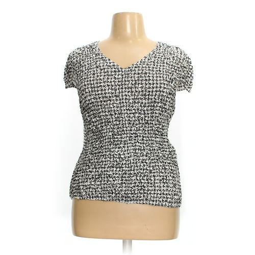 Essentials by Milano Blouse in size XL at up to 95% Off - Swap.com