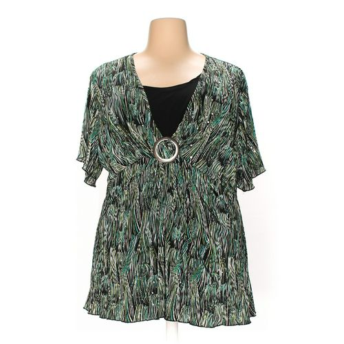 Essentials Blouse in size 3X at up to 95% Off - Swap.com