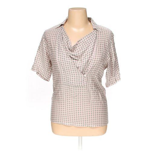 Faconnable Blouse in size XL at up to 95% Off - Swap.com