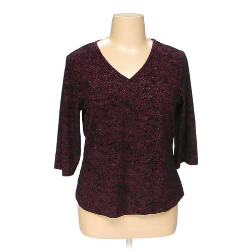 Faded Glory Blouse in size 14 at up to 95% Off - Swap.com